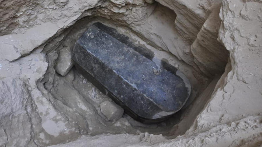 Mysterious Sealed Sarcophagus Found in Egypt—What's Inside? – History