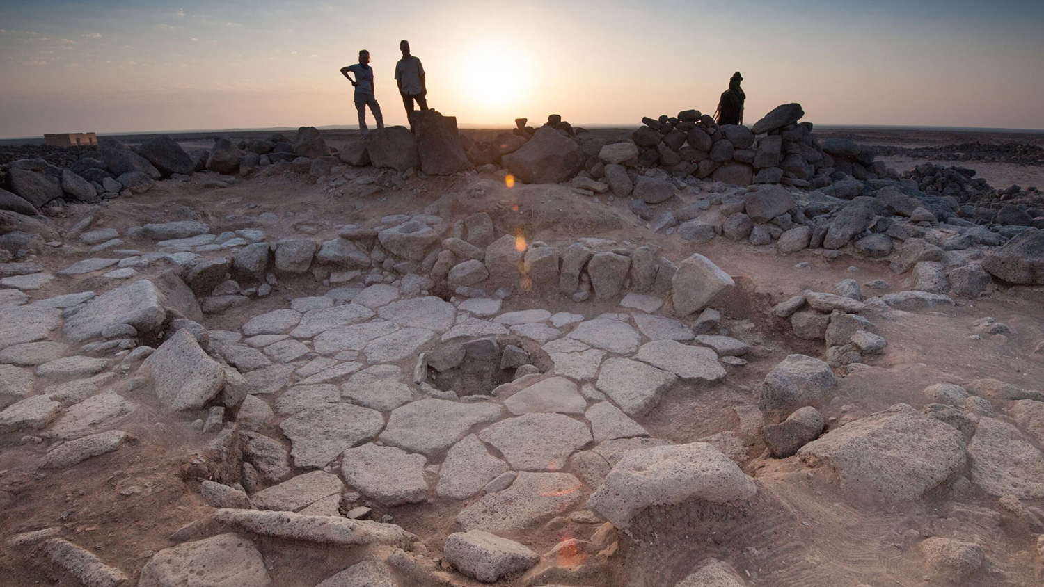 Ancient bread predates agriculture by 4,000 years