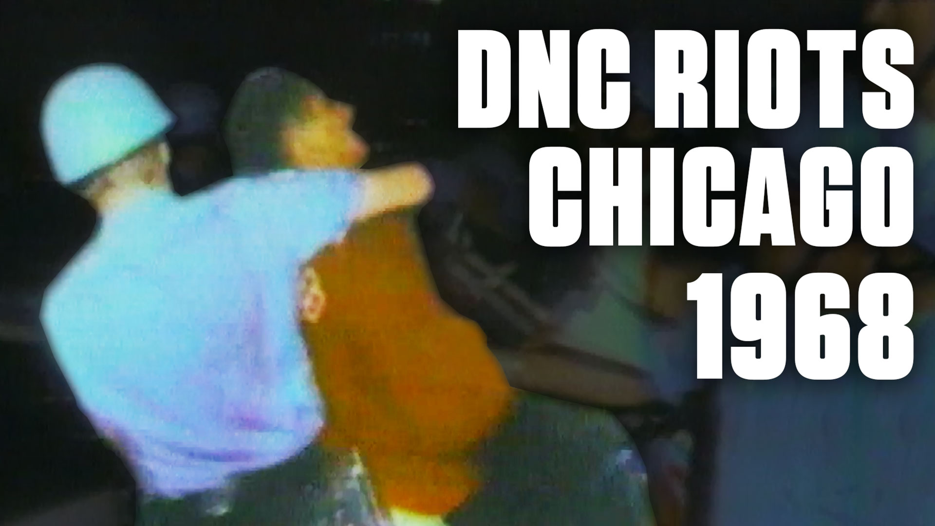 democratic national convention in chicago 1968 history essay Revisiting 1968's democratic national convention in chicago the convention was marred by violent protests and clashes with police that helped to define the unrest that marked the year the meeting.