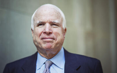 John McCain Was Defiant as a POW and, Often, in Politics