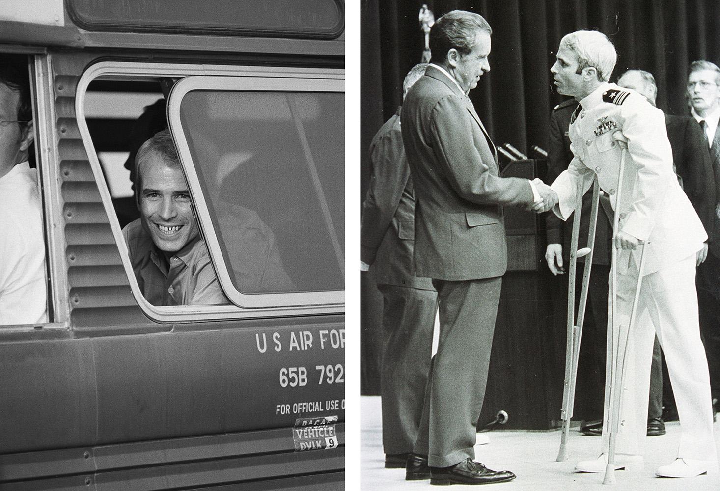 John McCain POW