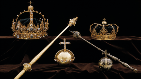 Thieves Steal Swedish Crown Jewels, Then Escape By Speedboat
