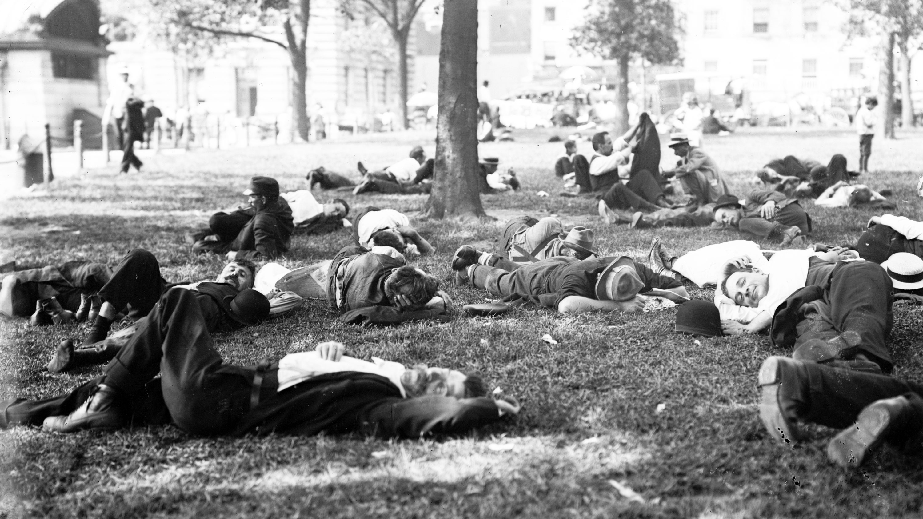 The Killer 1911 Heat Wave That Drove People Insane - HISTORY