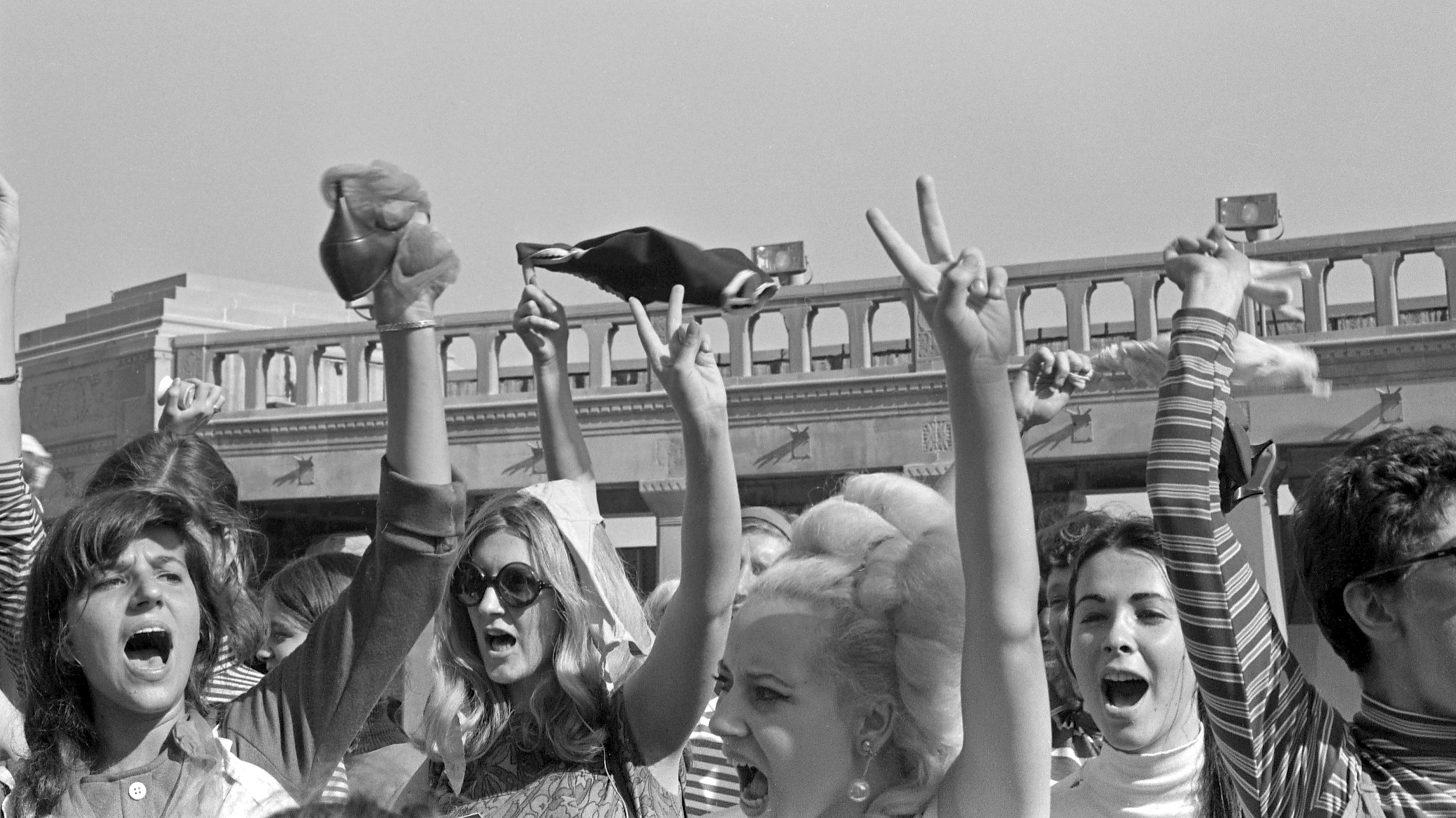 I Was There: The 1968 Miss America Pageant Protest