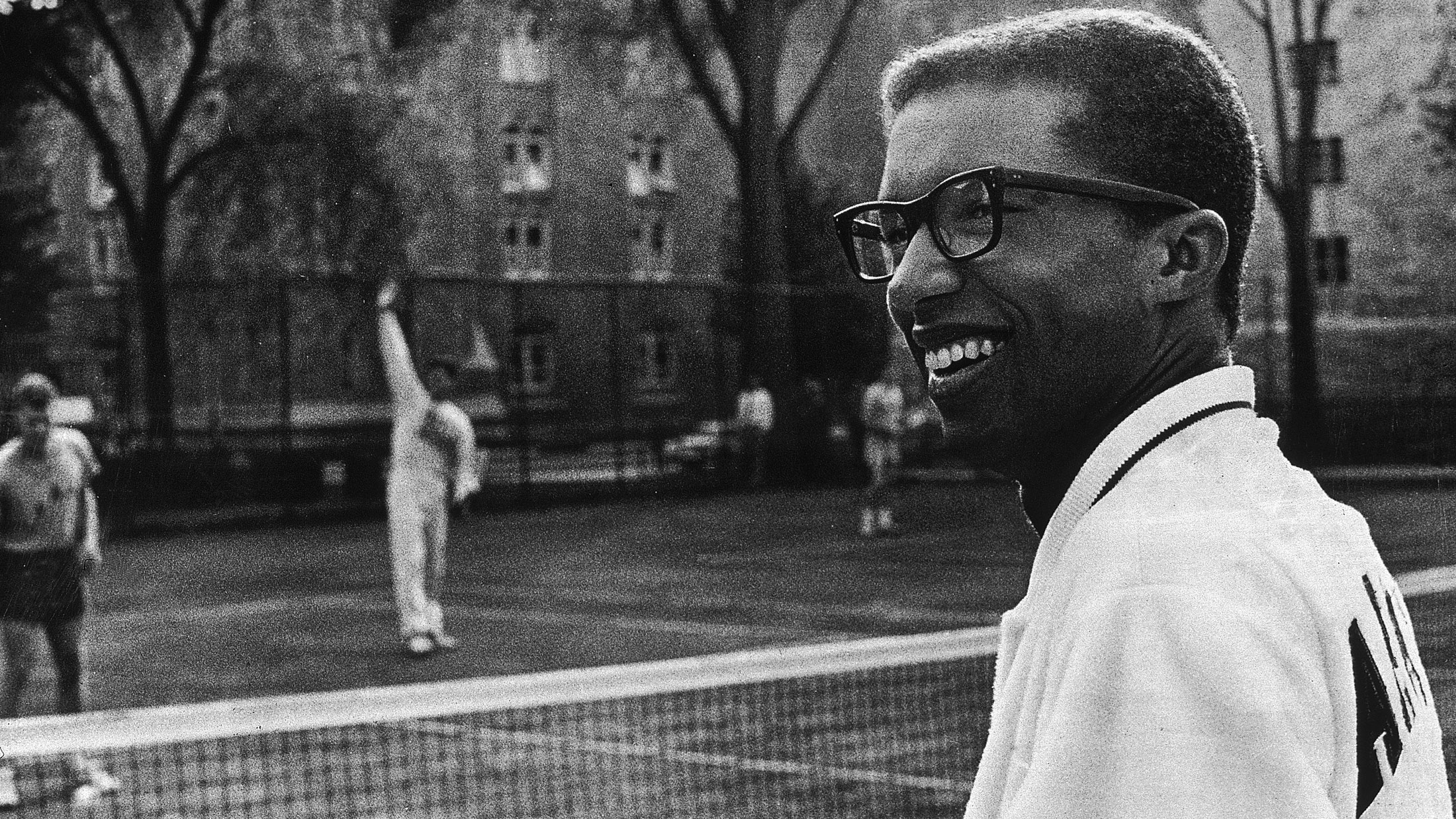 How Arthur Ashe Transformed Tennis—and Athlete Activism
