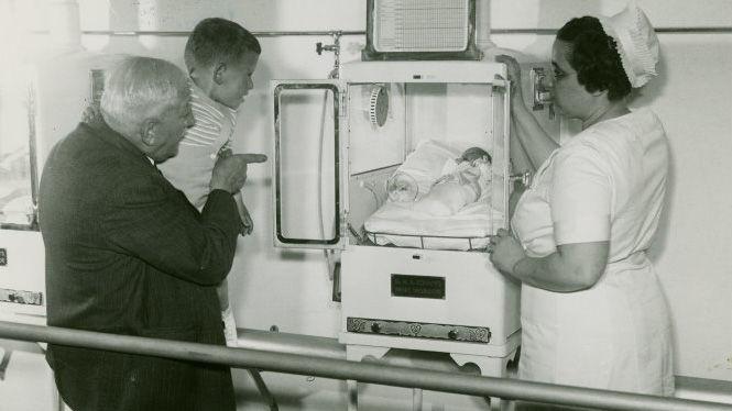 Baby Incubators Coney Island
