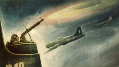 Read: Korean War GIs Claimed a UFO Made Them Sick