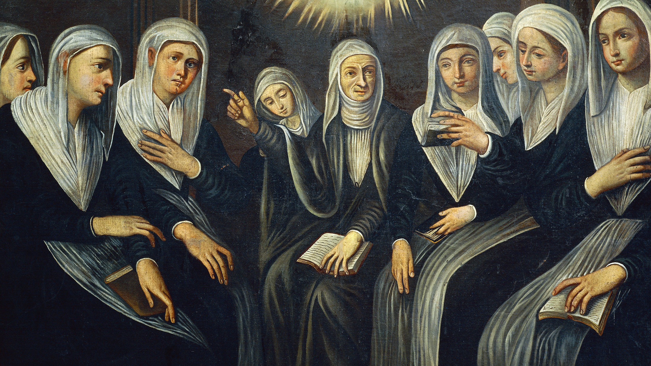 When Women Became Nuns to Get a Good Education