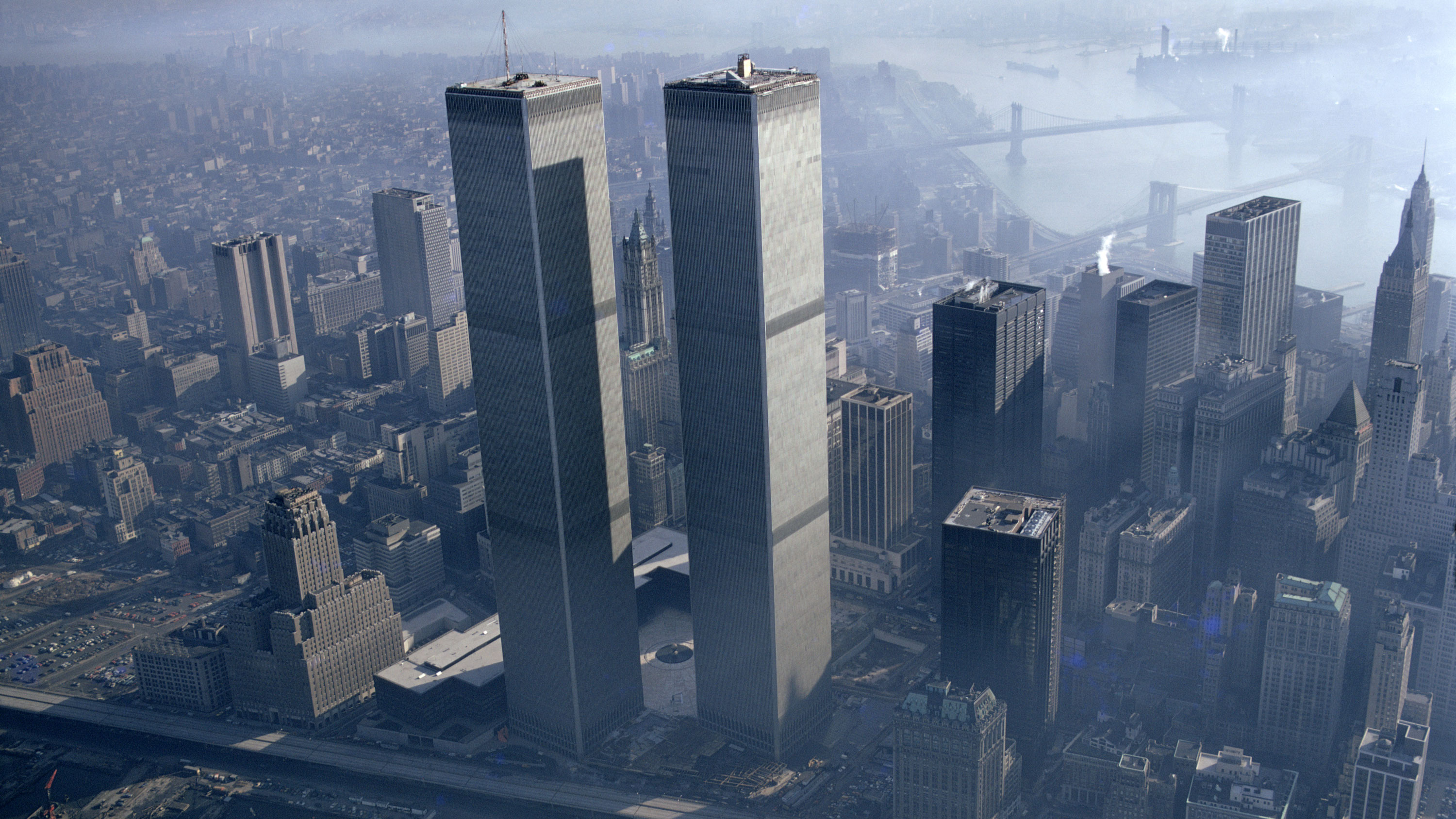 Design of the World Trade Center