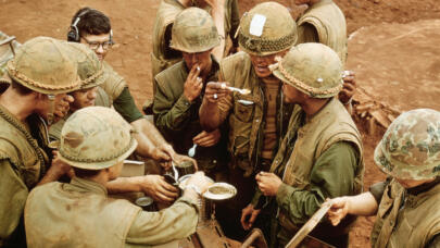 Read More: How Soldier's Rations Went From Live Hogs to Indestructible MREs