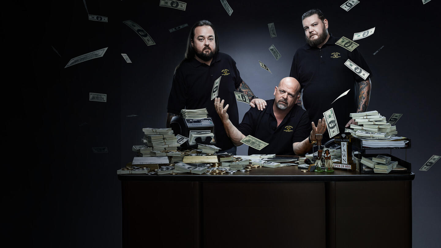 Watch Pawn Stars Season 1 Online | HISTORY