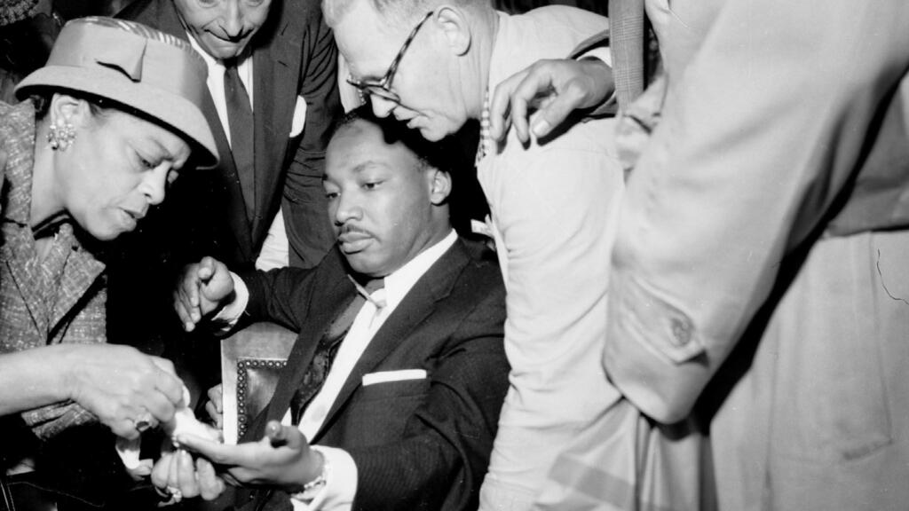 How an Assassination Attempt Affirmed MLK's Faith in Nonviolence