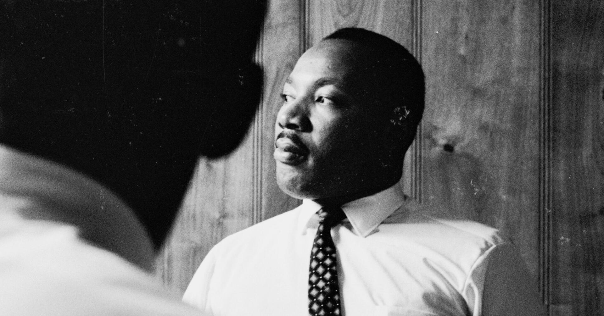 An Intimate View of MLK Through the Lens of a Friend