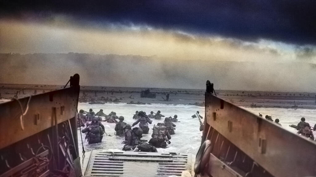 D-Day: Interactive Timeline