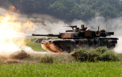 Military Vehicles That Are Big, Bad and Battle-Tested