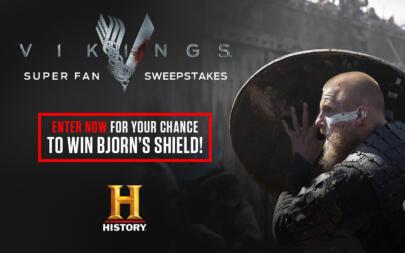 Enter Now: Vikings Super Fan Sweepstakes