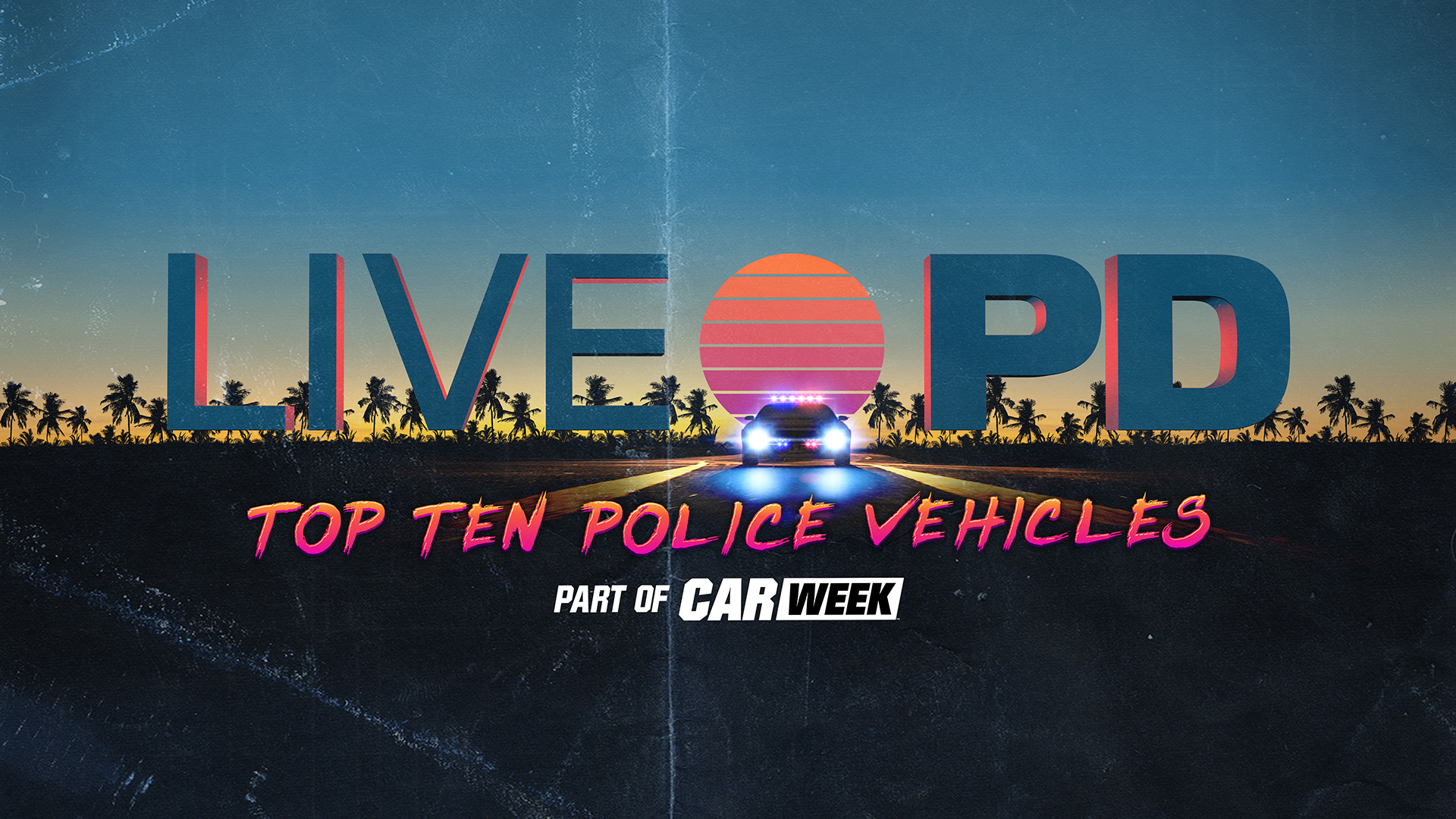 About Live PD Presents: Top 10 Police Vehicles | HISTORY