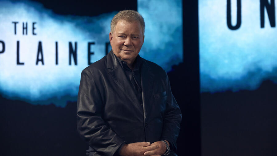 William Shatner: The UnXplained