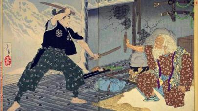 These Legendary Fighters Wielded the Fiercest Swords in History