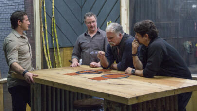 Playlist: Forged in Fire: Meet the Judges
