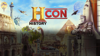 Get Excited for HISTORYCon April 3-5, 2020