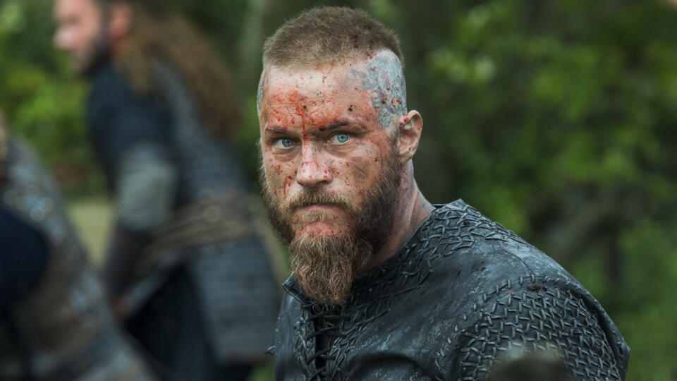 Ragnar from Vikings
