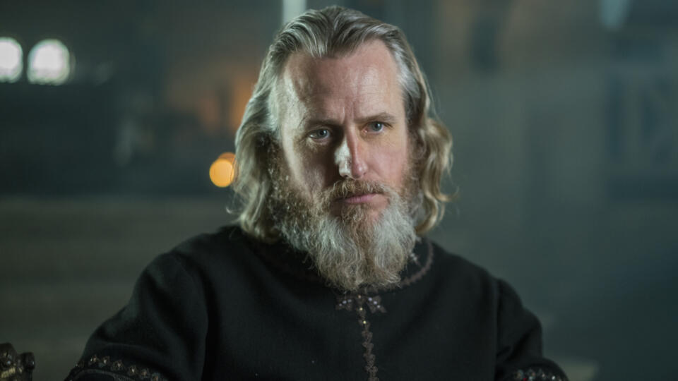 King Ecbert from Vikings