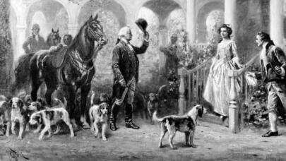 Read More: George Washington the Passionate Dog Breeder