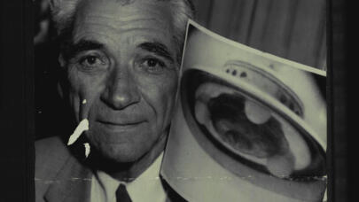 Read More: George Adamski Got Famous Sharing His UFO Photos and Alien 'Encounters'