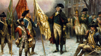George Washington Used Spies to Win the Revolution
