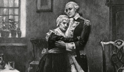 Read More: George Washington's Iron-Willed Single Mother