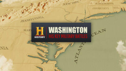 Explore More: An Interactive Map of George Washington's Key Battles