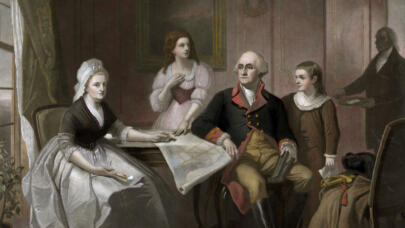 Read More: George Washington Raised Martha's Children as His Own