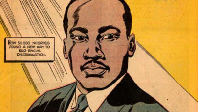 The MLK Graphic Novel That Inspired Generations of Civil Rights Activists