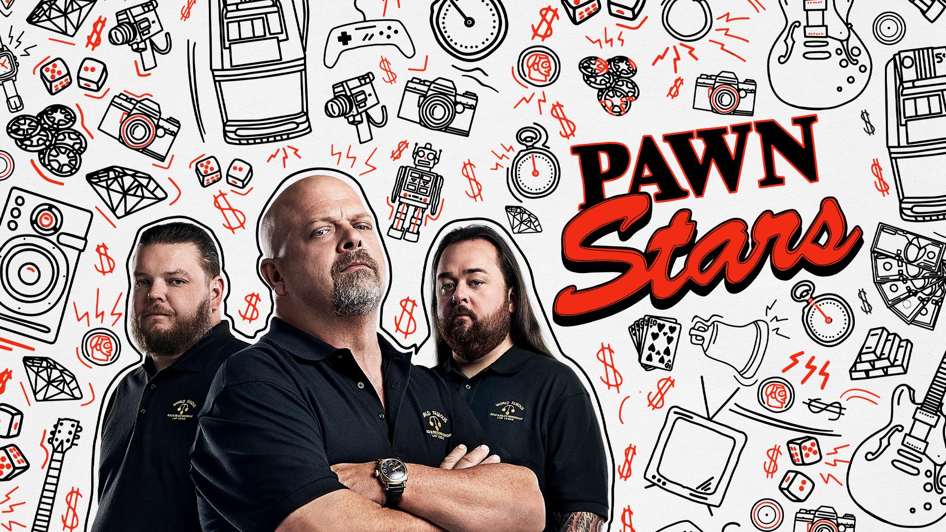 Pawn Stars Alt Image