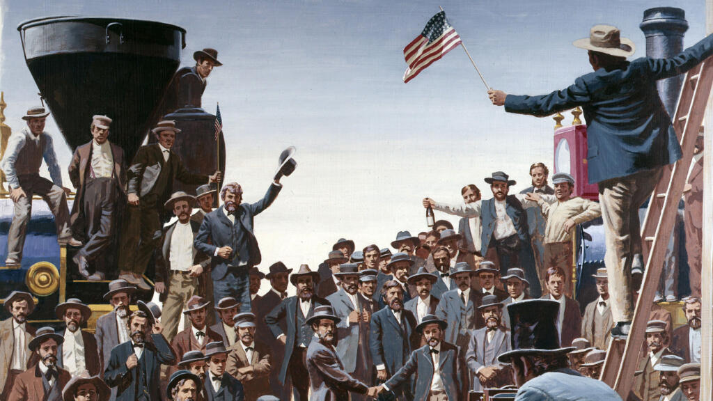 10 Ways the Transcontinental Railroad Changed America