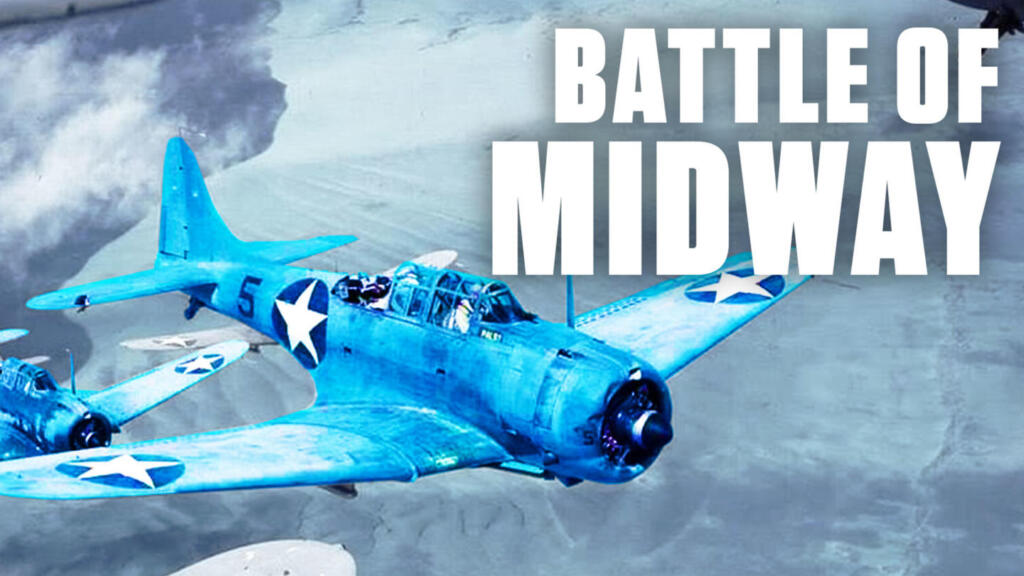 Video: Battle of Midway Tactical Overview