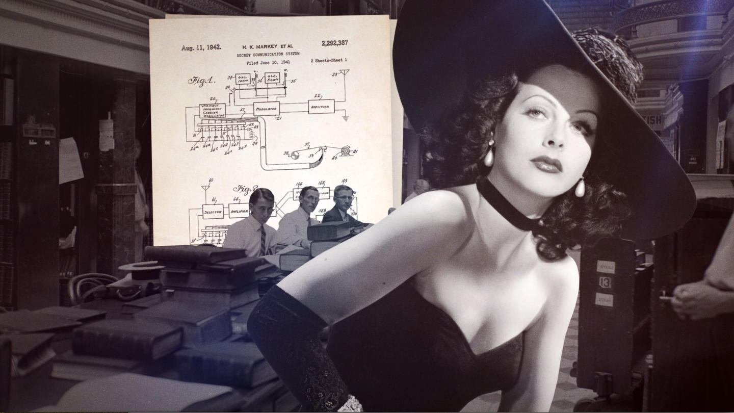 Video: The Hollywood Actress Who Invented WiFi