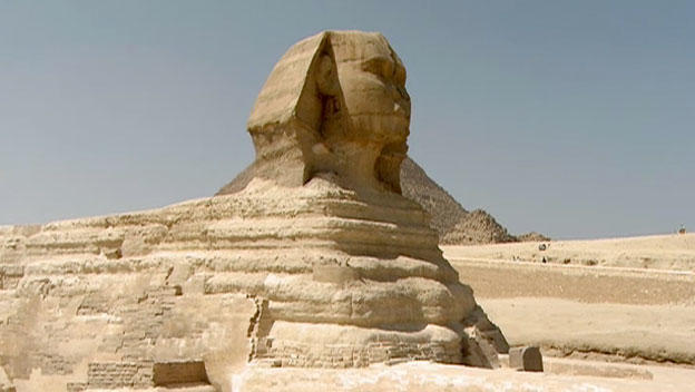 Video: The Great Sphinx