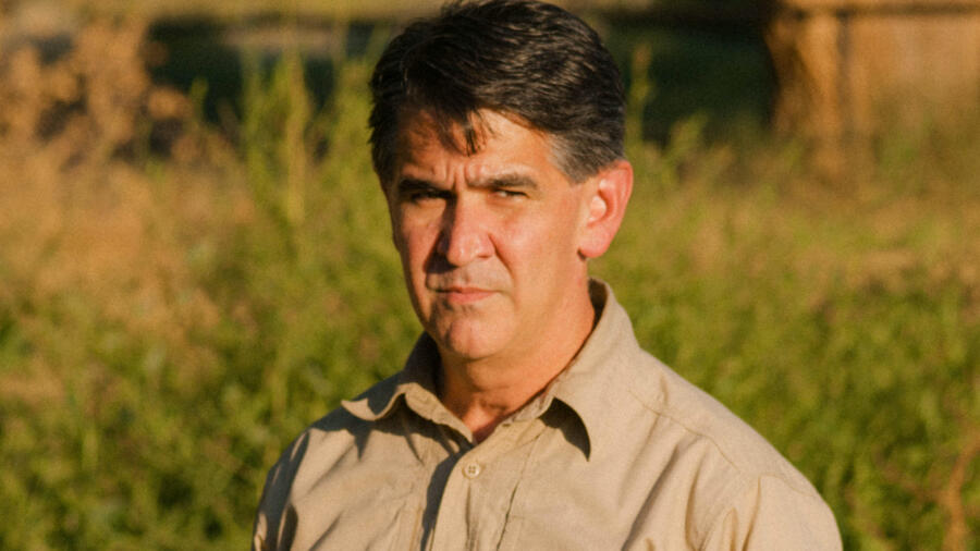 Erik Bard from The Secret of Skinwalker Ranch