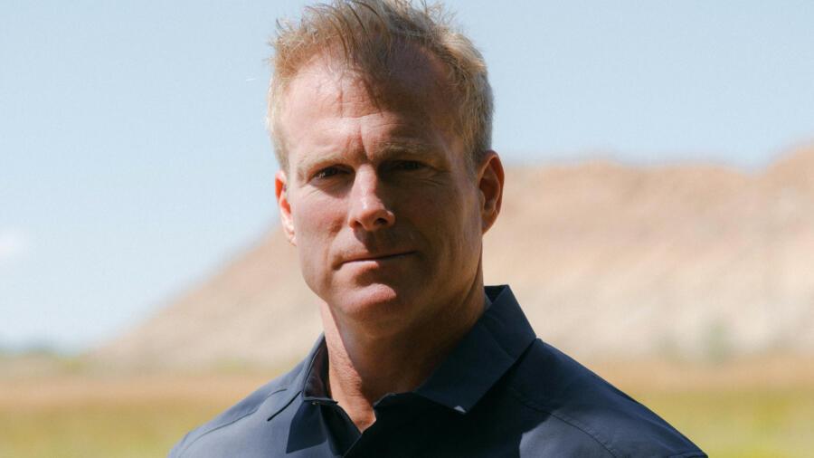 Travis Taylor from The Secret of Skinwalker Ranch