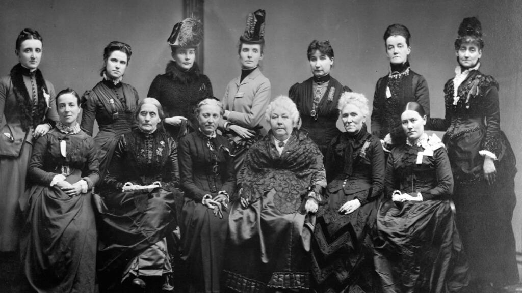 Women Who Fought for the Vote