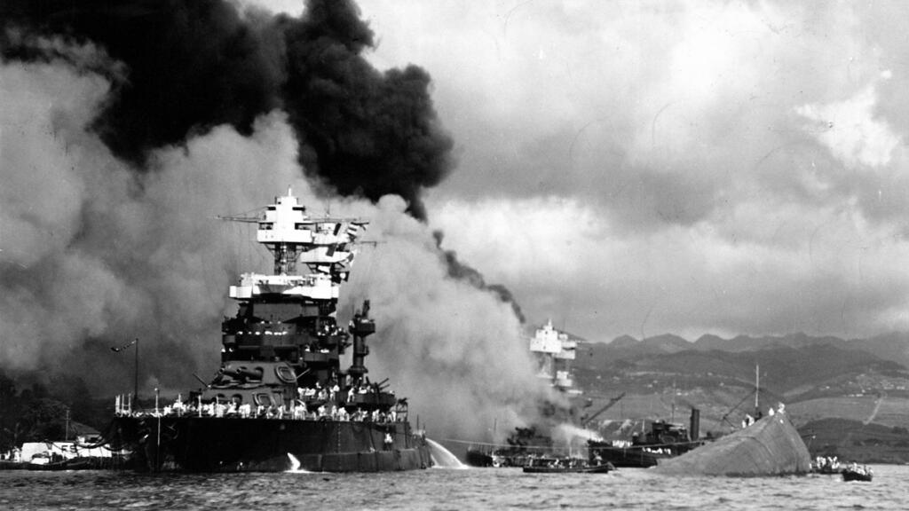 Pearl Harbor: 24 Hours Later: Study Guide
