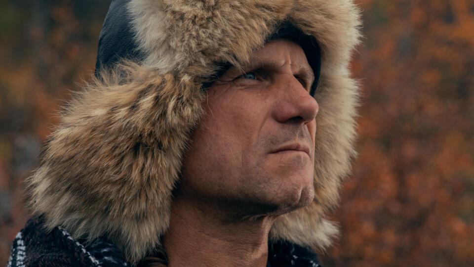 Roland Welker from Alone Season 7