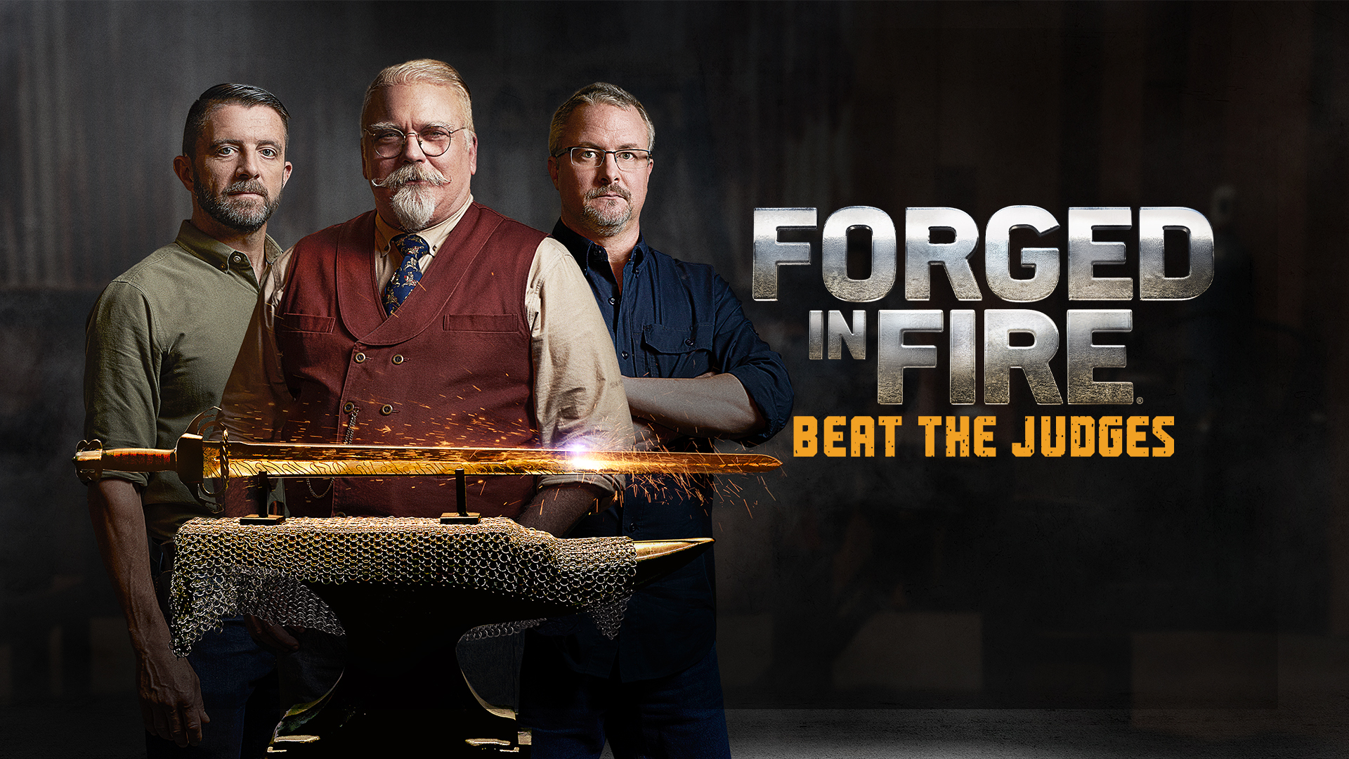 Forged in Fire: Beat the Judges on History Channel