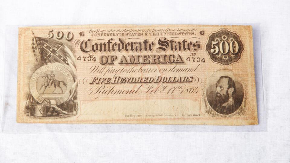 American Pickers Civil War Pickings