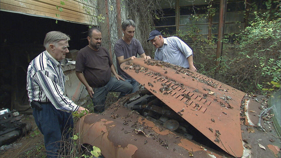 American Pickers Traders of the Lost Parts
