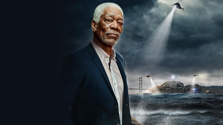 Great Escapes with Morgan Freeman Alt Image