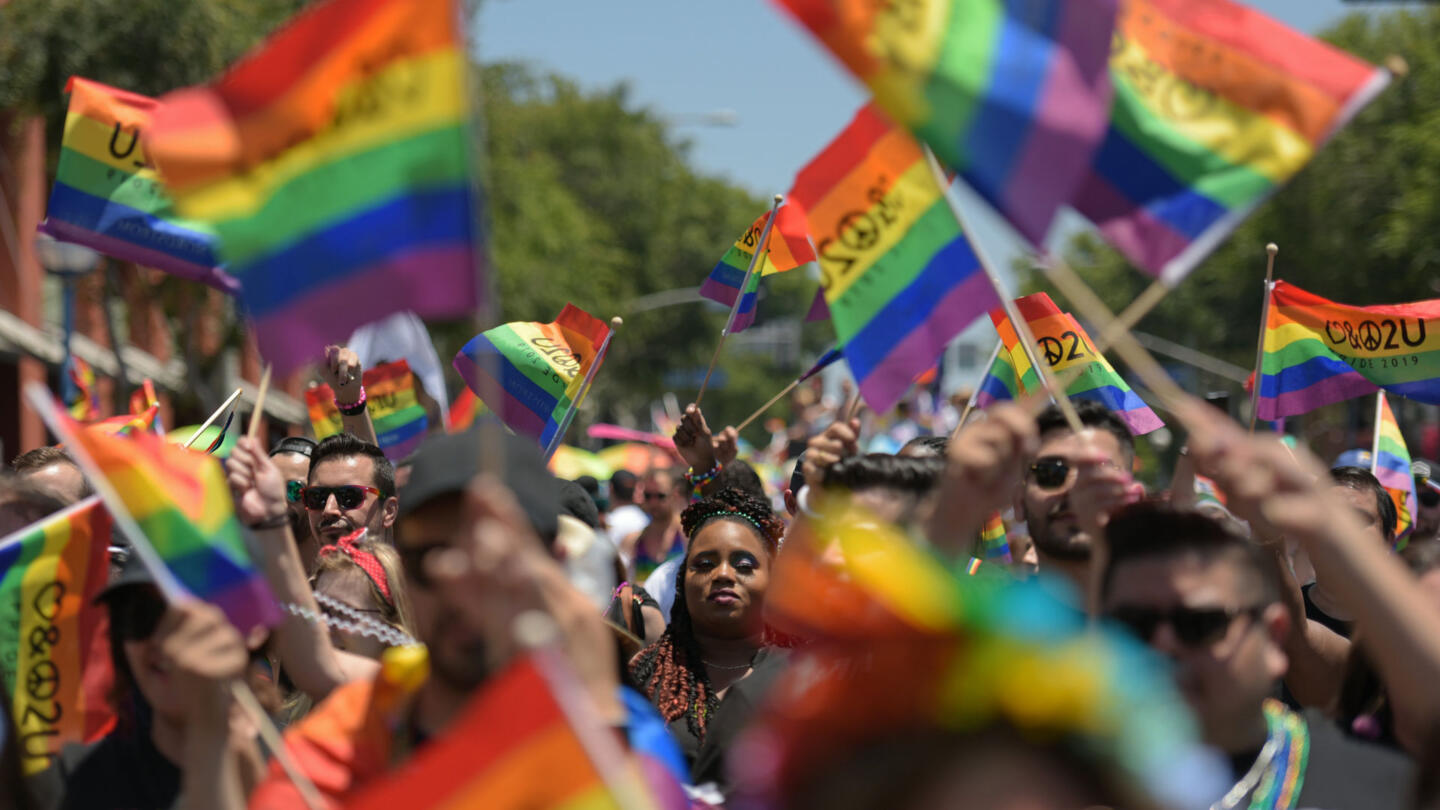 The History of the LGBTQ Movement in America Alt Image