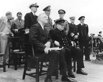 The Atlantic Charter's Surprising History